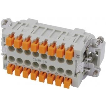ILME Squich Plug Insert 16-pin 16A 500V #2