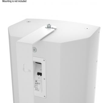 "LD Systems SAT 122 G2 W - 12"" passive Installation Speaker white #7"