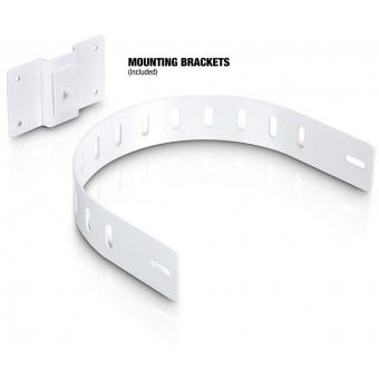 "LD Systems SAT 242 G2 W - 2 x 4"" passive Installation Speaker white #5"