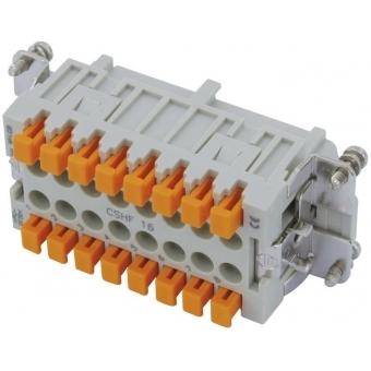 ILME Squich Socket Insert 16-pin 16A 500V #2