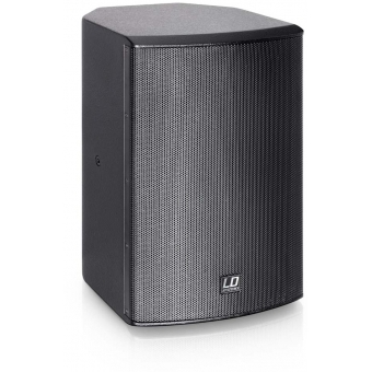 """LD Systems SAT 82 A G2 - 8"""" Active Installation Monitor black"""