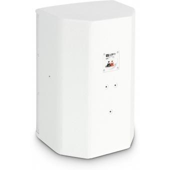 "LD Systems SAT 82 G2 W - 8"" Installation Monitor passive white #2"