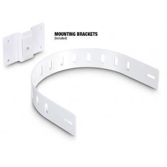 "LD Systems SAT 82 G2 W - 8"" Installation Monitor passive white #5"