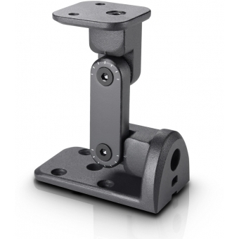 LD Systems SAT WMB 10 B - Wall mount for speakers black #2