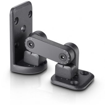LD Systems SAT WMB 10 B - Wall mount for speakers black #3
