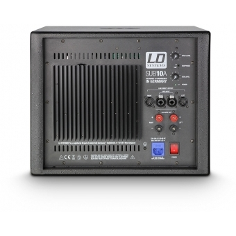 """LD Systems SUB 10 A - 10"""" active Subwoofer #3"""