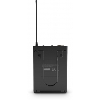 LD Systems U304.7 BPL - Wireless Microphone System with Bodypack and Lavalier Microphone #10
