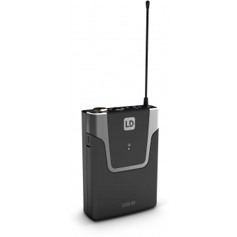 LD Systems U304.7 BPW - Wireless Microphone System with Bodypack and Brass Instrument Microphone #7