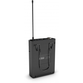 LD Systems U304.7 BPW - Wireless Microphone System with Bodypack and Brass Instrument Microphone #8
