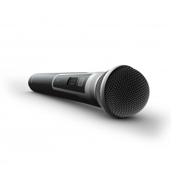 LD Systems U304.7 HHD - Wireless Microphone System with Dynamic Handheld Microphone - 470 - 490 MHz #11