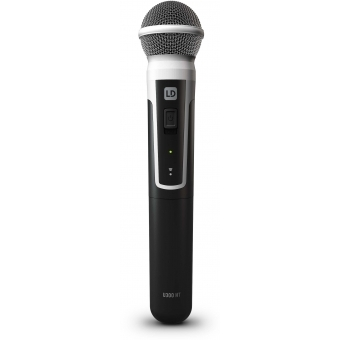 LD Systems U304.7 HHD - Wireless Microphone System with Dynamic Handheld Microphone - 470 - 490 MHz #7