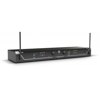 LD Systems U304.7 R2 - Dual Receiver - 470 - 490 MHz