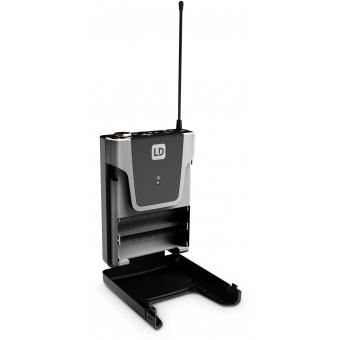 LD Systems U305.1 BPH - Wireless Microphone System with Bodypack and Headset - 514 - 542 MHz #12