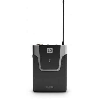 LD Systems U305.1 BPL - Wireless Microphone System with Bodypack and Lavalier Microphone #9