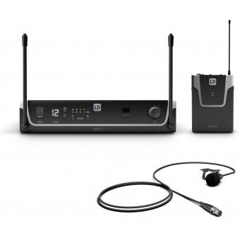 LD Systems U305.1 BPL - Wireless Microphone System with Bodypack and Lavalier Microphone