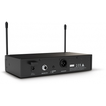 LD Systems U305.1 BPW - Wireless Microphone System with Bodypack and Brass Instrument Microphone #3