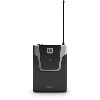 LD Systems U306 BPG - Wireless Microphone System with Bodypack and Guitar Cable #9