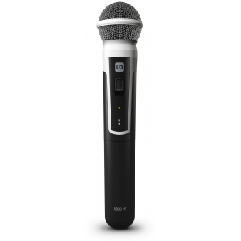 LD Systems U306 HHD - Wireless Microphone System with Dynamic Handheld Microphone - 655 - 679 MHz #13