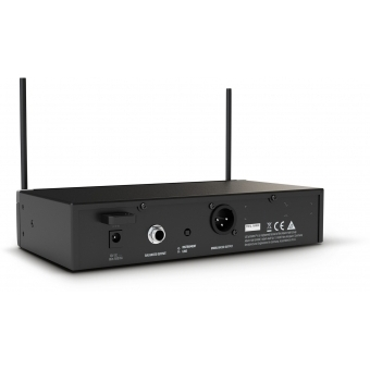 LD Systems U306 HHD - Wireless Microphone System with Dynamic Handheld Microphone - 655 - 679 MHz #9