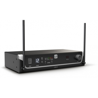 LD Systems U308 BPL - Wireless Microphone System with Bodypack and Lavalier Microphone #2