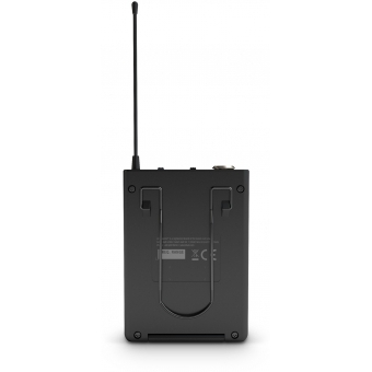 LD Systems U308 BPL - Wireless Microphone System with Bodypack and Lavalier Microphone #10