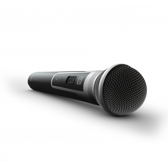 LD Systems U308 HHD 2 - Dual - Wireless Microphone System with 2 x Dynamic Handheld Microphone- 863 - 865 MHz+ 823 - 832 MHz #11