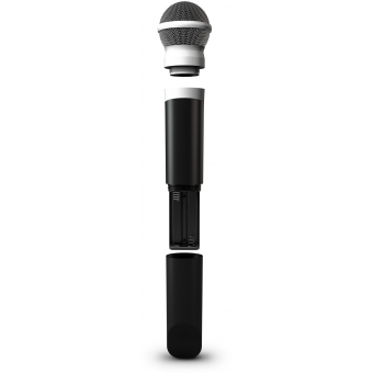 LD Systems U308 HHD 2 - Dual - Wireless Microphone System with 2 x Dynamic Handheld Microphone- 863 - 865 MHz+ 823 - 832 MHz #12