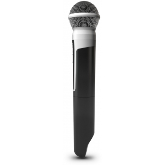 LD Systems U308 HHD 2 - Dual - Wireless Microphone System with 2 x Dynamic Handheld Microphone- 863 - 865 MHz+ 823 - 832 MHz #10