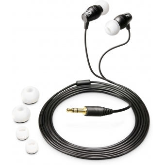 LD Systems U308 IEM HP - In-Ear Monitoring System with Earphones - 863 - 865 MHz + 823 - 832 MHz #14