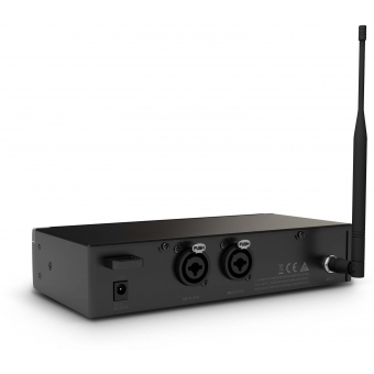 LD Systems U308 IEM HP - In-Ear Monitoring System with Earphones - 863 - 865 MHz + 823 - 832 MHz #4