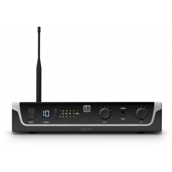 LD Systems U308 IEM HP - In-Ear Monitoring System with Earphones - 863 - 865 MHz + 823 - 832 MHz #5