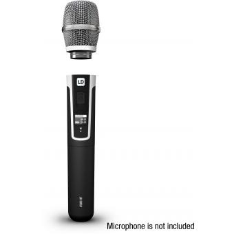 LD Systems U500 CC - Cardioid Condenser Microphone Head #2