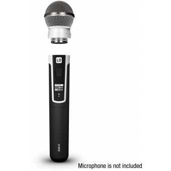 LD Systems U500 DC - Cardioid Dynamic Microphone Head #2