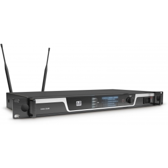 LD Systems U505 CS 4 - 4-Channel Wireless Conference System #2