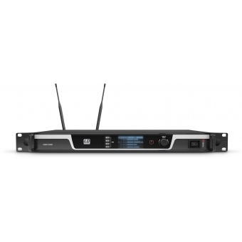 LD Systems U505 CS 4 - 4-Channel Wireless Conference System #3