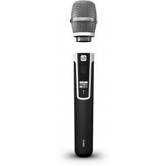 LD Systems U505 MC - Condenser handheld microphone #2