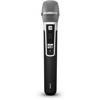 LD Systems U505 MC - Condenser handheld microphone