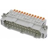ILME Squich plug insert 24-pin 24A 500V