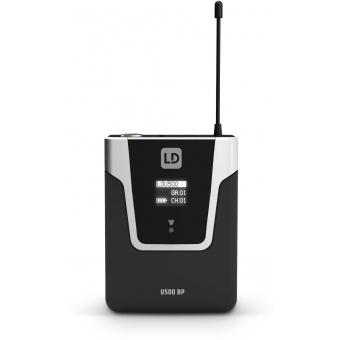 LD Systems U506 UK BP - Bodypack transmitter #3