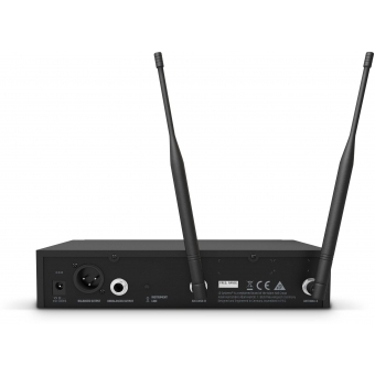 LD Systems U506 UK BPHH - Wireless Microphone System with Bodypack and Headset skin-coloured #5