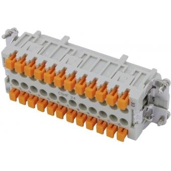 ILME Squich socket insert 24-pin 16A 500V #2