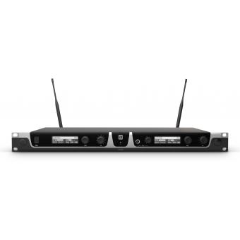 LD Systems U506 UK R2 - Dual receiver #3