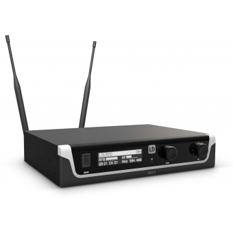 LD Systems U508 BPL - Wireless Microphone System with Bodypack and Lavalier Microphone - 823 – 832 MHz + 863 – 865 MHz. #2