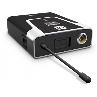 LD Systems U508 BPL - Wireless Microphone System with Bodypack and Lavalier Microphone - 823 – 832 MHz + 863 – 865 MHz. #12