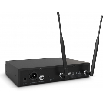 LD Systems U508 BPL - Wireless Microphone System with Bodypack and Lavalier Microphone - 823 – 832 MHz + 863 – 865 MHz. #3
