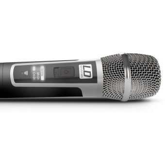 LD Systems U508 MC - Condenser handheld microphone #4