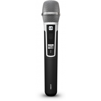 LD Systems U518 HHC 2 - Wireless Microphone System with 2 x Condenser Handheld Microphone #6