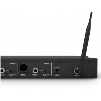 LD Systems U518 HHD 2 - Dual - Wireless Microphone System with 2 x Dynamic Handheld Microphone #11