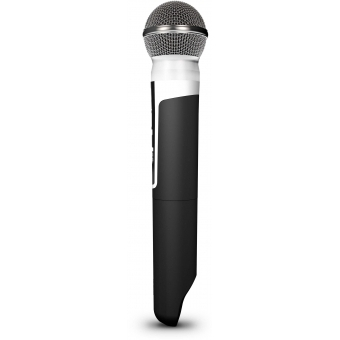 LD Systems U518 HHD 2 - Dual - Wireless Microphone System with 2 x Dynamic Handheld Microphone #9
