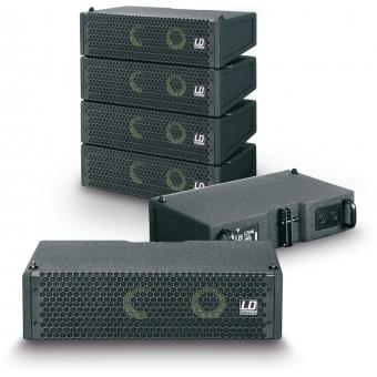 "LD Systems VA 4 - Dual 4"" Line Array Speaker #2"